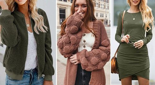 Fashion Girls Are Obsessed With These 44 Comfy AF Pieces