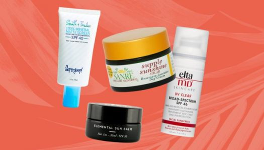 The Best Mineral Sunscreens For Your Face
