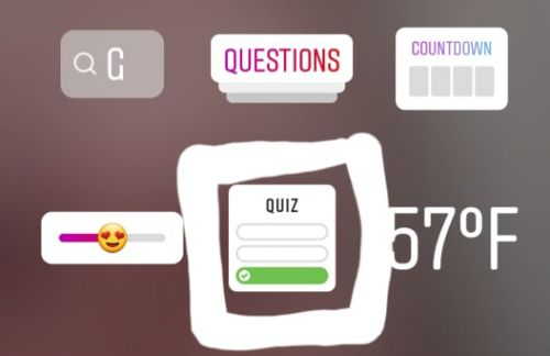 These 20 Question Ideas For Instagram's Quiz Sticker Will Keep Your Friends Guessing