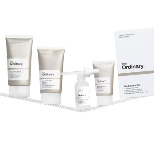 The Ordinary's New Balance Set Is Coming for Your Maskne