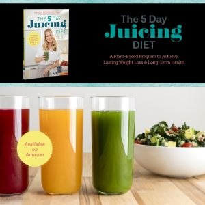 NEW BOOK: THE 5 DAY JUICING DIET