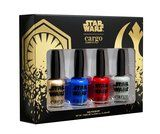 Cargo Just Launched Star Wars Nail Polish - and They're Lightsaber-Colored