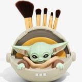 This Baby Yoda Makeup Brush Set Is the Perfect Gift For the Star Wars-Lovers in Your Life