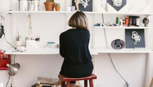The Best Way To Position Your Desk For Productivity, According To Feng Shui