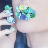 Succulent Lip Art May Not Be Practical, but Damn Is It Mesmerizing!