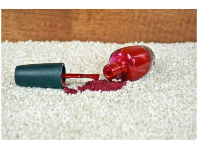 How To Get Fingernail Polish Out Of Carpet