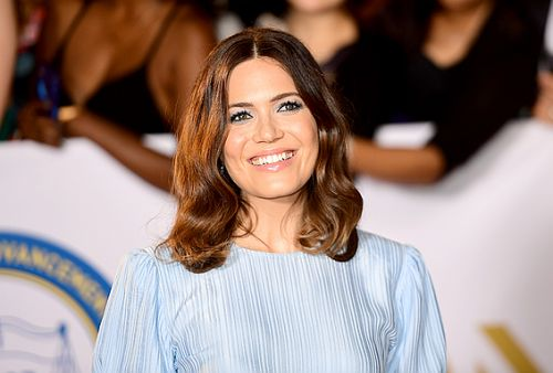 Mandy Moore Uses This Device to Treat Her Skin After All That Age Makeup Comes Off