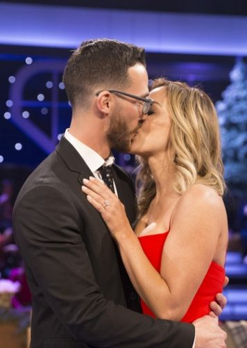 Tweets About Benoit & Clare's Engagement On 'Bachelor Winter Games' Are Everything