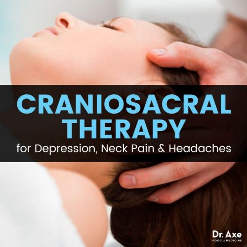 Craniosacral Therapy for Depression, Neck Pain & Headaches
