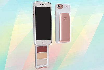 This Genius Phone Case Is Here to Replace Your Makeup Bag
