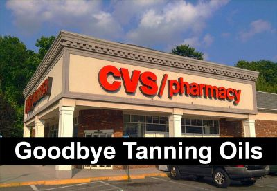 CVS Drops All Sun Care Products That Don't Meet These Requirements!