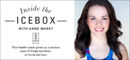 Inside the Icebox: Health Coach Anne Markt