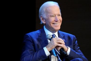 "Donald Trump's Tweet About Joe Biden Calls Former VP ""Mentally & Physically"" Weak'"