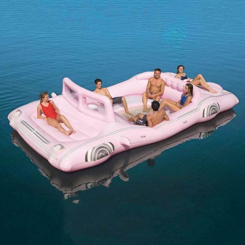 Sam's Club's Retro Pink Limo Island Float Will Have You Speeding Into Summer