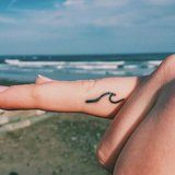 46 Beachy Tattoos That Will Make Your Summer Memory Last Forever
