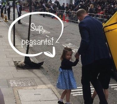 I Waited Outside Of The Hospital For Kate Middleton's Baby & It Was The Best Day Of My Life