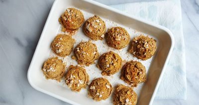 The Be Well Recipe: Carrot Cake Bliss Balls