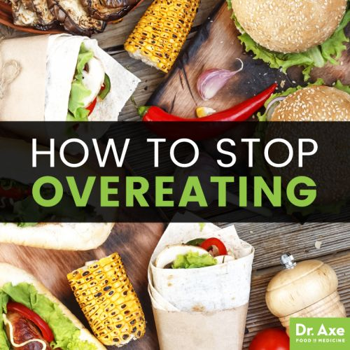 How to Stop Overeating: 7 Natural Ways to Try Now