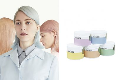 This New Hair Mask Lets You Try Out Pastel Color With No Commitment