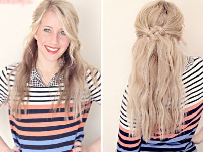 18 Gorgeous, No-Heat Hairstyle Hacks for Summer