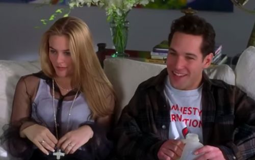 This Photo Of The 'Clueless' Cast With Paul Rudd & Alicia Silverstone Is A Total Reunion