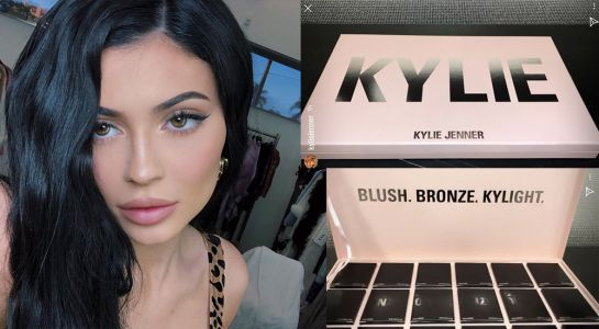 """When Do Kylie Cosmetics' New Blushes, Bronzers, & Kylighters Drop? """"Amazing New Formulas"""" Are Coming Soon"""