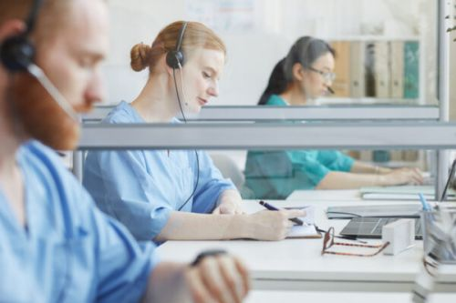 Infusing call centers with strong human connections