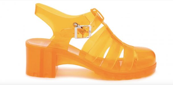 10 Jelly Sandals Under $50 That'll Transport You Back To The '90s