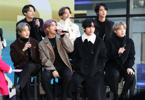 BTS' Video Reacting To Getting Nominated For A Grammy Has ARMYs Feeling Emotional