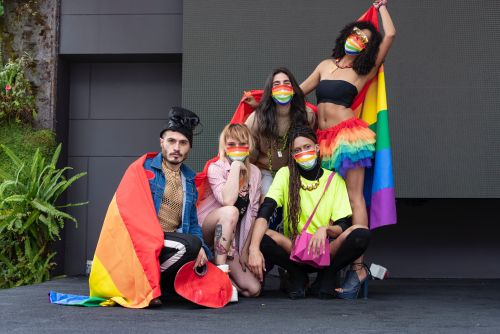 All The Pride Clothing From Fashion Brands Supporting LGBTQ+ Communities
