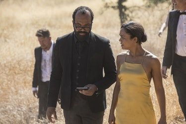 What Happened To Bernard? 'Westworld' Season 2 Started Off With A Bang