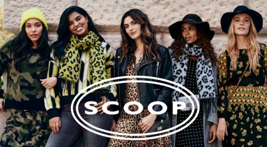 Scoop Is Relaunching At Walmart, & Their Fall Drop Is A Very Chic Lesson In Layering