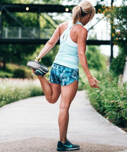 A Trainer Over 40 Shares Her Best Fitness Tips
