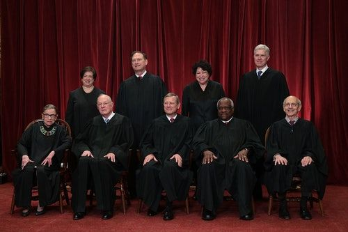 Ruth Bader Ginsburg's Dissent On The Supreme Court's Worker's Rights Ruling Is Biting