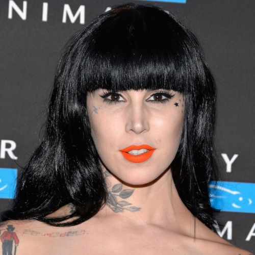 Kat Von D Is Releasing A New Dewy Version of Her Cult Classic Foundation