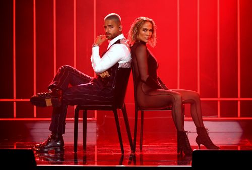 20 Tweets About J-Lo & Maluma's Sexy 2020 AMAs Performance That Will Make You Sweat