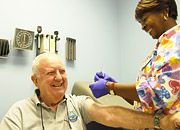 One of Those Things You Gotta Do - The Flu Shot
