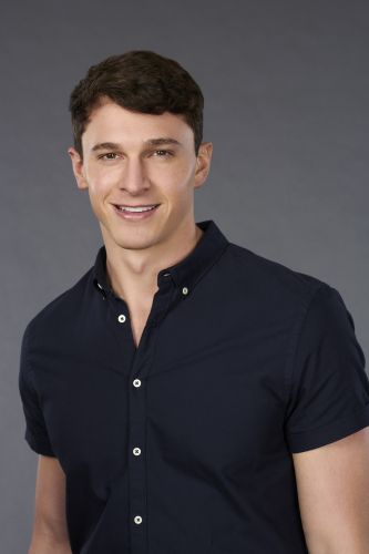 Who Is Connor S. On 'The Bachelorette'? Here's What Fans Need To Know