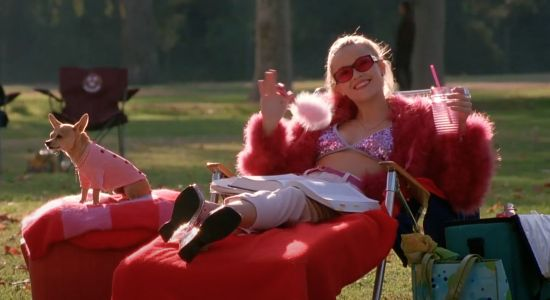 5 'Legally Blonde'-Inspired Boo Basket Ideas That'll Have Your BFFs Thinking Pink