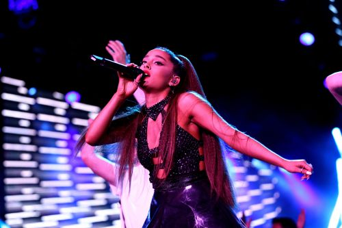 """Who's The Voice On Ariana Grande's """"Bloodline?"""" Nonna's Cameo Has A Funny Story Behind It"""