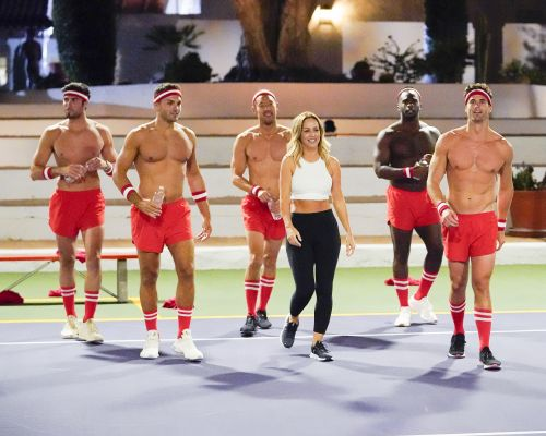 The Tweets About Clare's Strip Dodgeball 'Bachelorette' Date Are A Mixed Bag