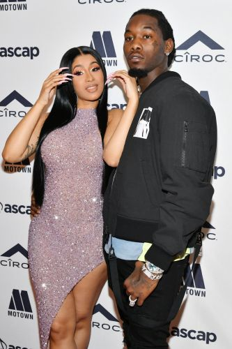 "This Photo Of Cardi B's ""Offset"" Tattoo Got The Sweetest Reaction From Offset"