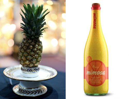 Aldi's New $9 Pineapple Mimosa Bottle Is The Perfect Spring Sip