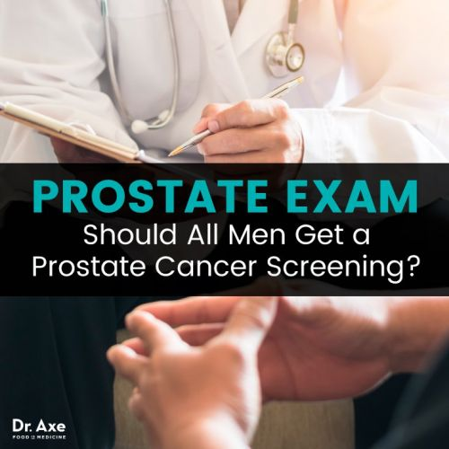 Prostate Exam: Should All Men Get a Prostate Cancer Screening?
