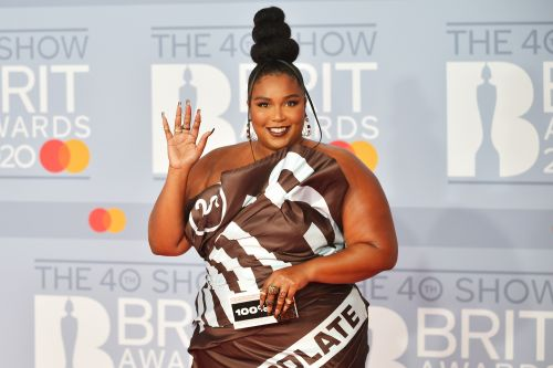 Lizzo's BTS Birthday Cake For Her Sister Vanessa Is Dynamite