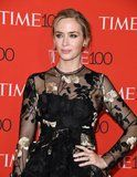 Emily Blunt Served Major Wedding Hair Inspo With Her Braided Crown Updo