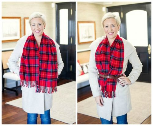 How to Layer for Cold Weather Without Looking Pregnant