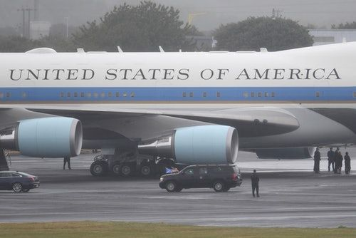 Donald Trump Is Giving Air Force One A Makeover & Oh Boy