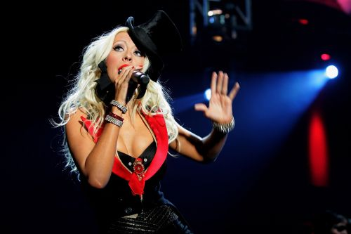10 Of Christina Aguilera's Most Iconic Outfits That Are Beautiful