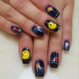 These 'Pac-Manicures' Are Here to Take You on a Trip Down Memory Lane